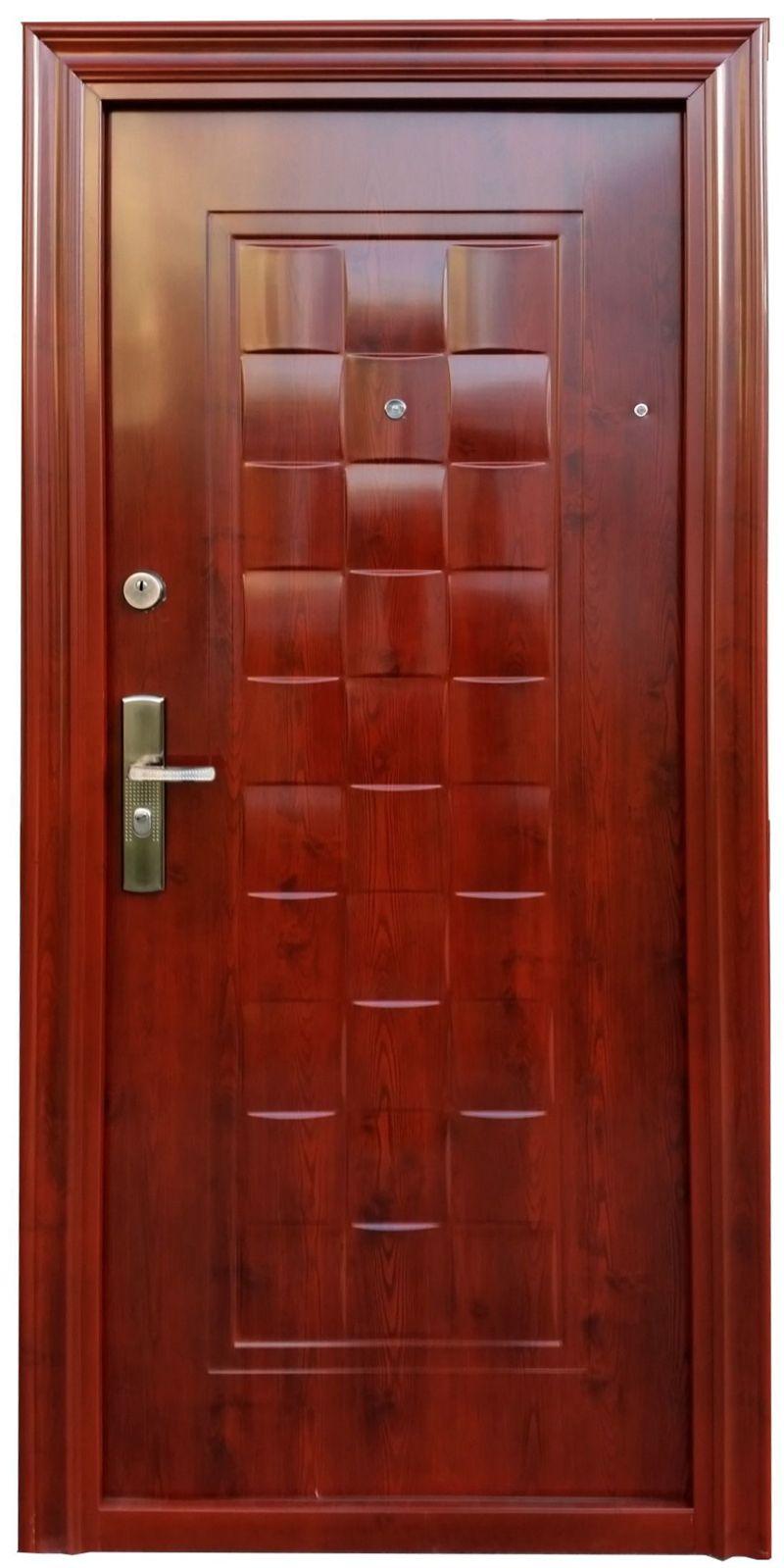 Acél biztonsági bejárati ajtó 38bb12f345