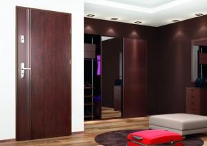 Fores bejárati ajtó, kiváló minőség, biztonsági ajtó, Budapest, Debrecen