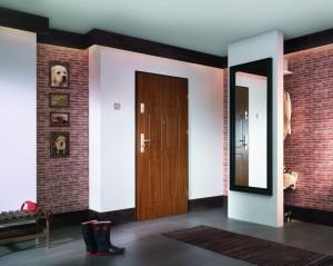 Agát bejárati ajtó